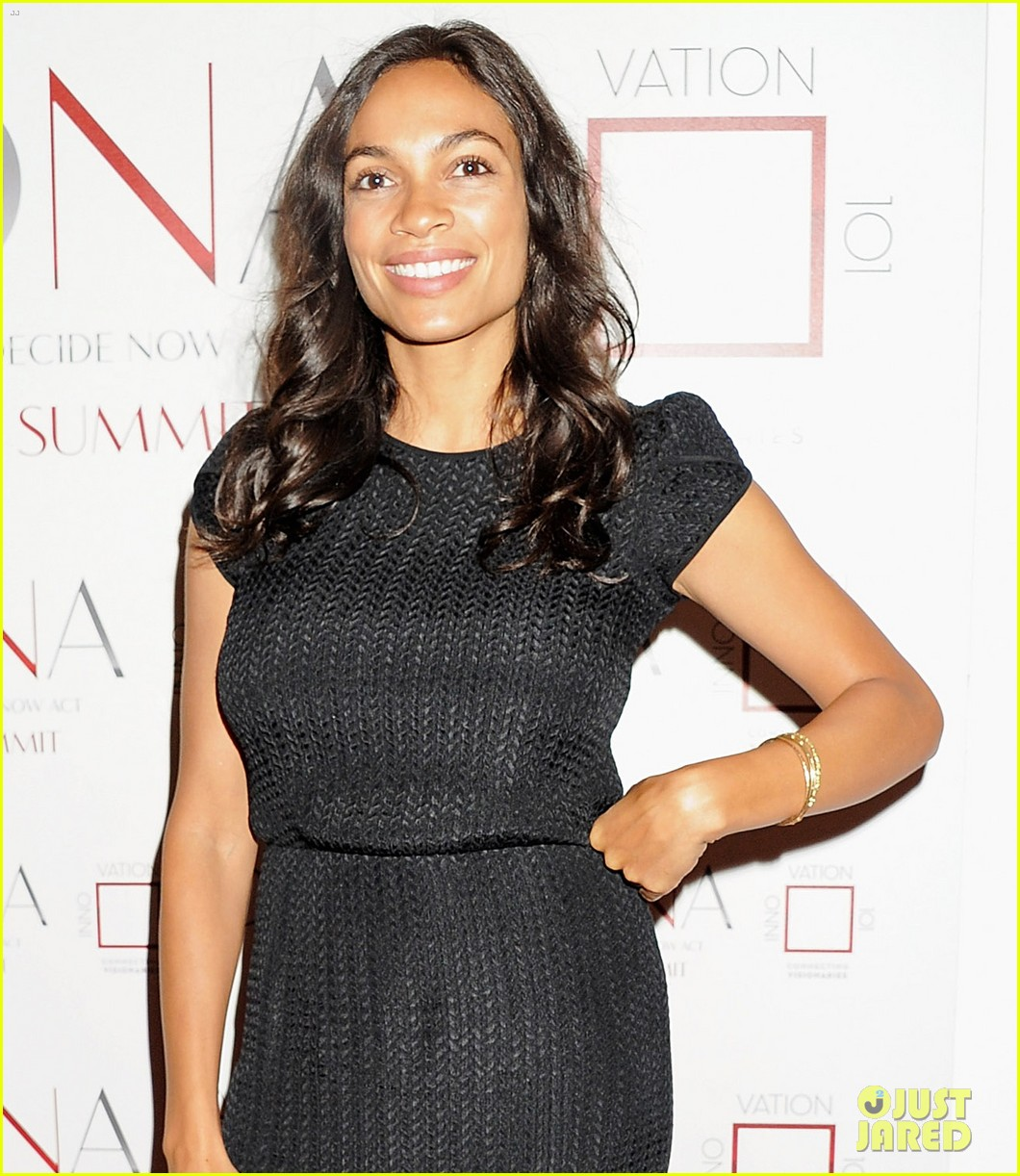 rosario dawson dna summit power breakfast 112692705