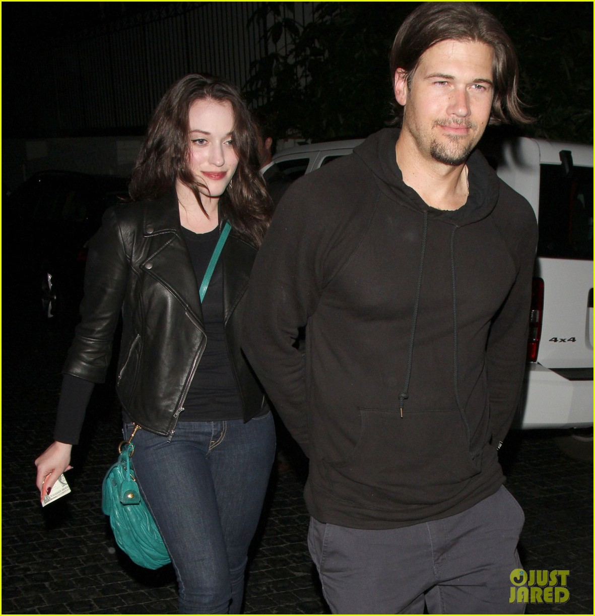kat dennings chateau marmont with nick zano 032681641