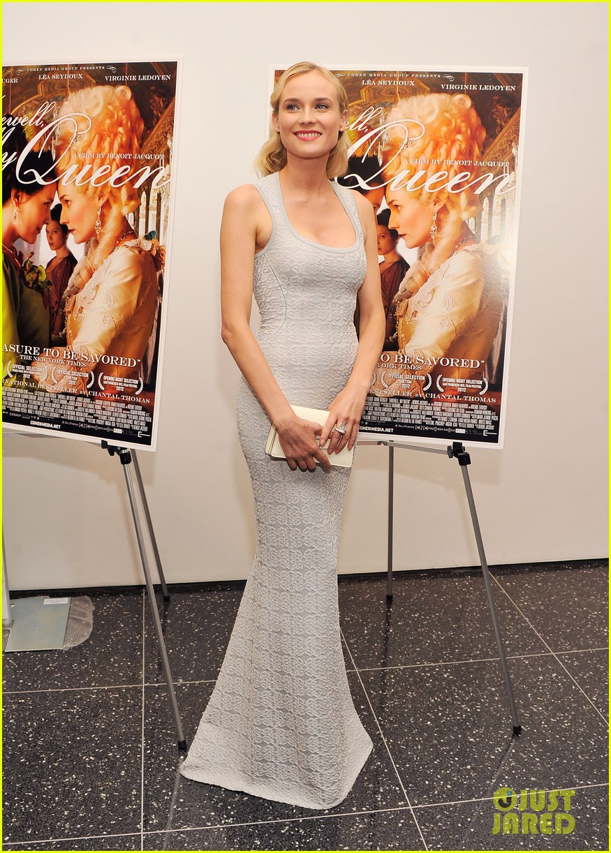 diane kruger farewell my queen premiere 10