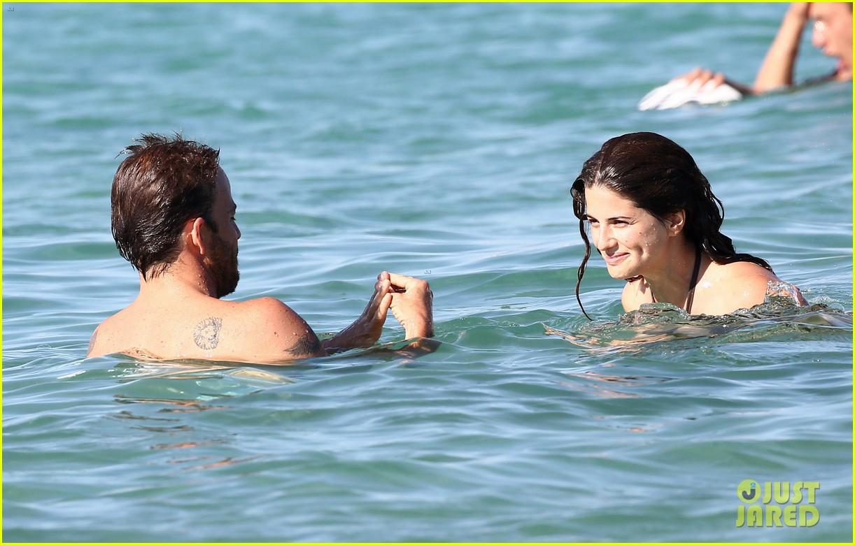 shirtless stephen dorff vacations with tara reid 072684983