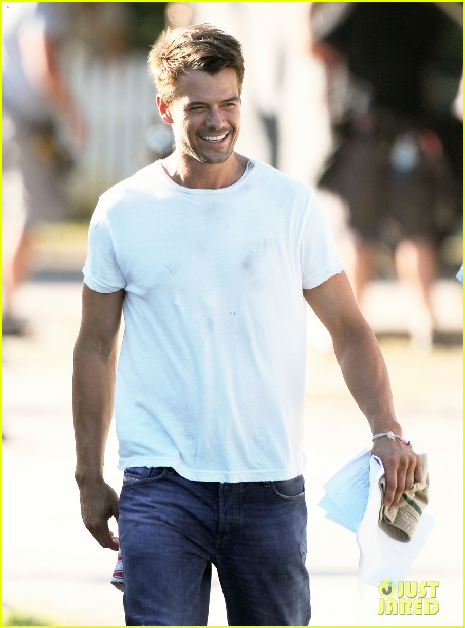josh duhamel julianne hough safe haven set 022688758