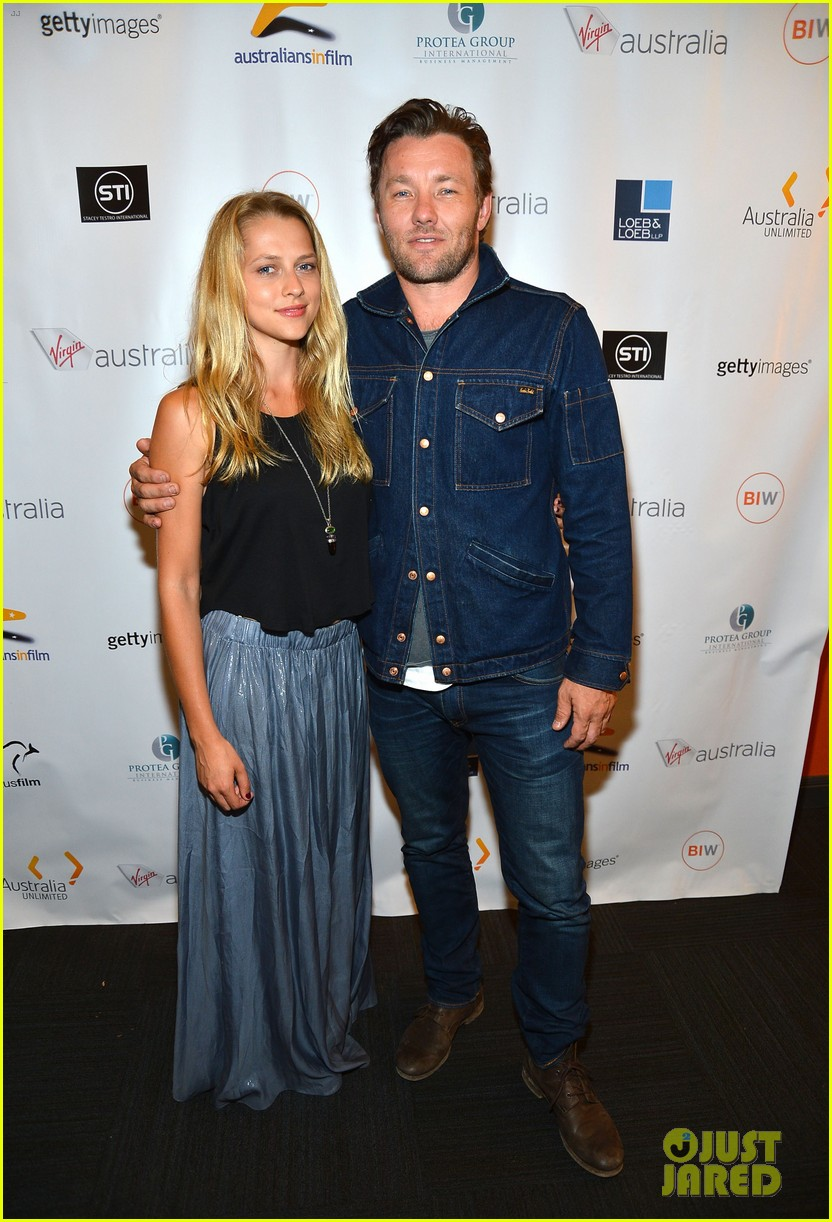 joel edgerton teresa palmer wish you were here screening 082692691