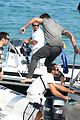 zac efron shirtless july 4 saint tropez 30