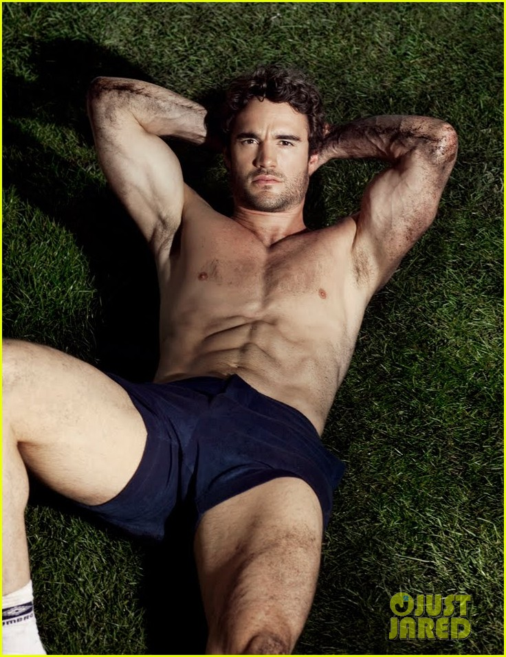 thom evans shirtless for attitude magazine august 2012 02