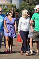 anna faris santa monica pier with chris pratt 22