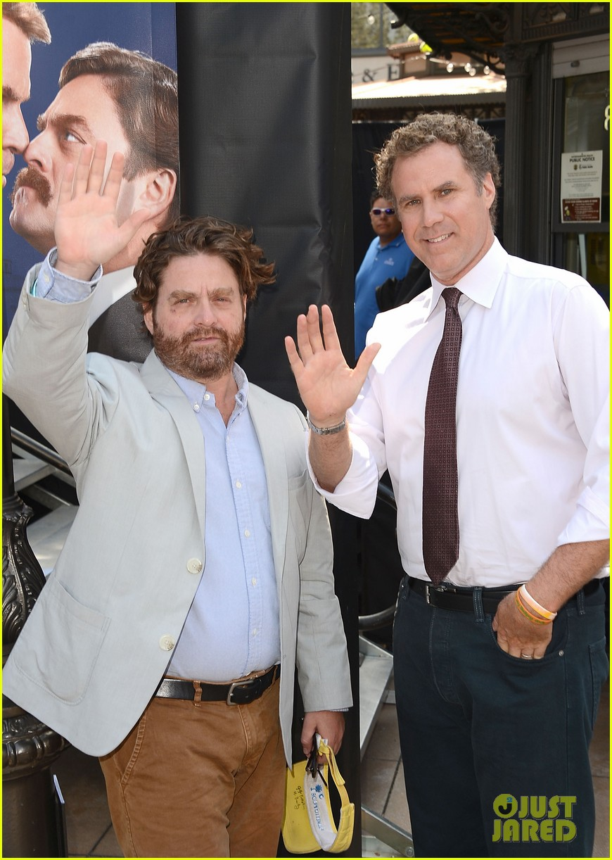 ferrell galifianakis campaign tour launch 012688825