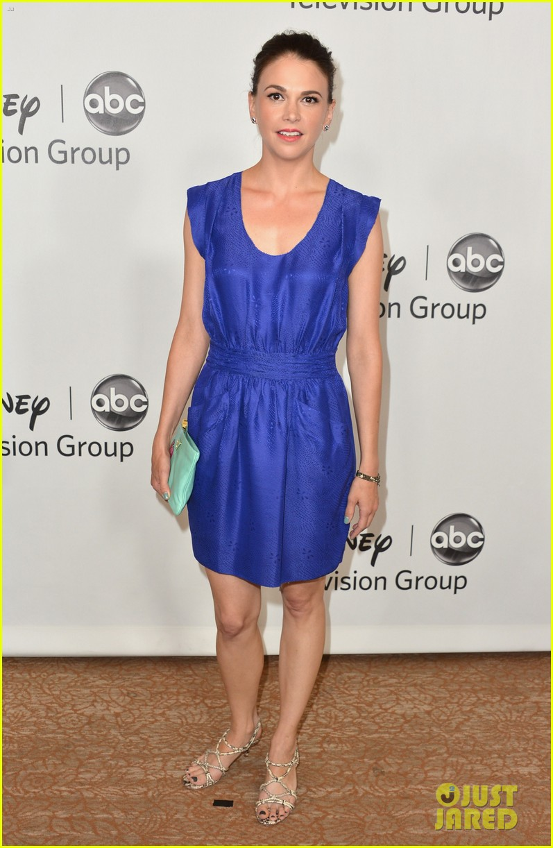 sutton foster vanessa williams abc tca party 18