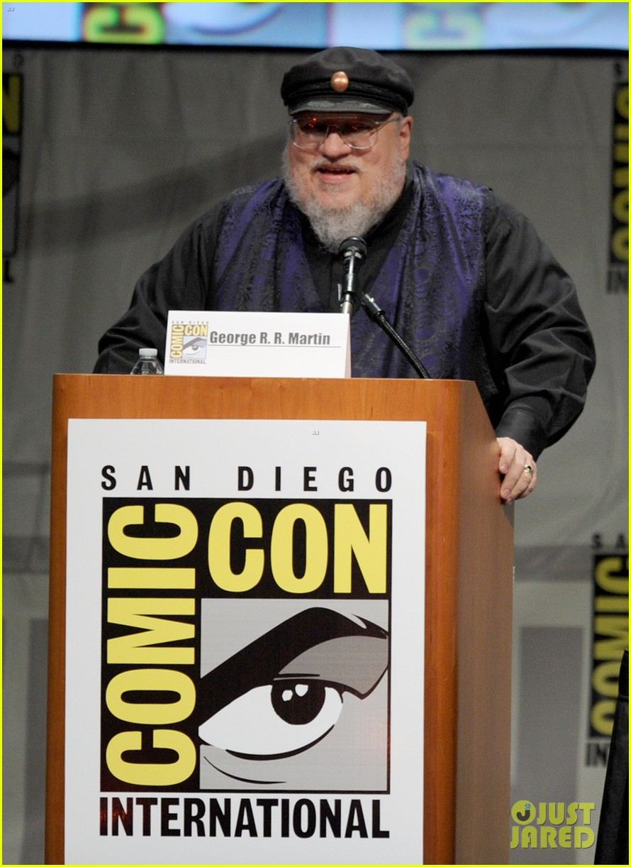 game of thrones takes over comic con 2012 19