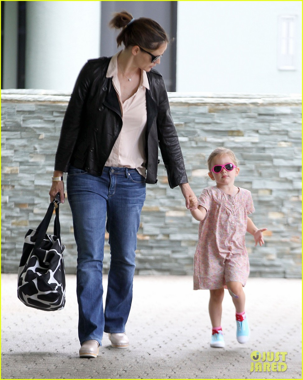 jennifer garner girls day out 112682797