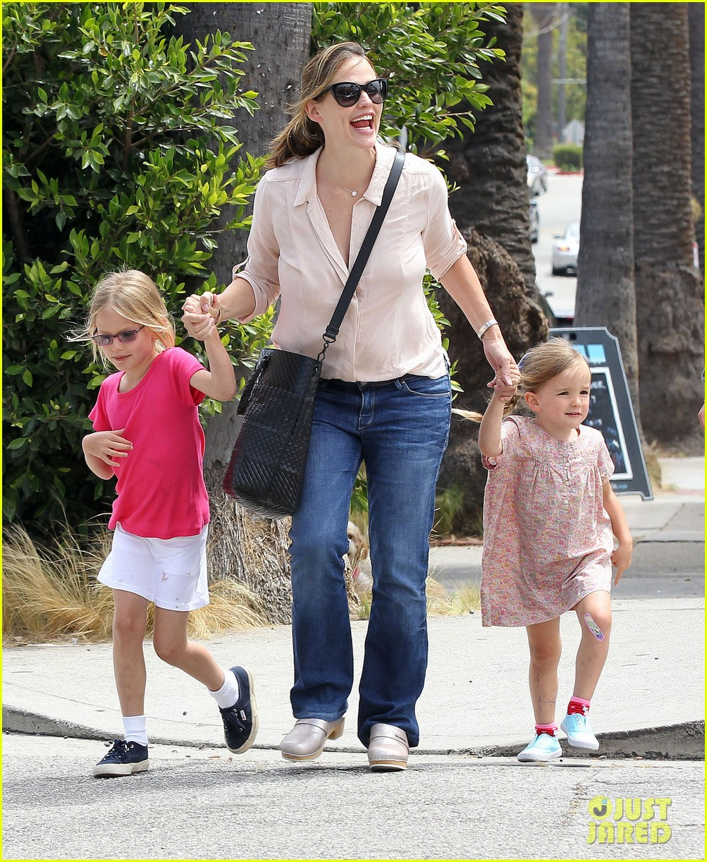 jennifer garner girls day out 202682806