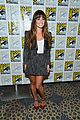 lea michele glee cast hits comic con 2012 10