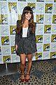 lea michele glee cast hits comic con 2012 23