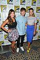 lea michele glee cast hits comic con 2012 32