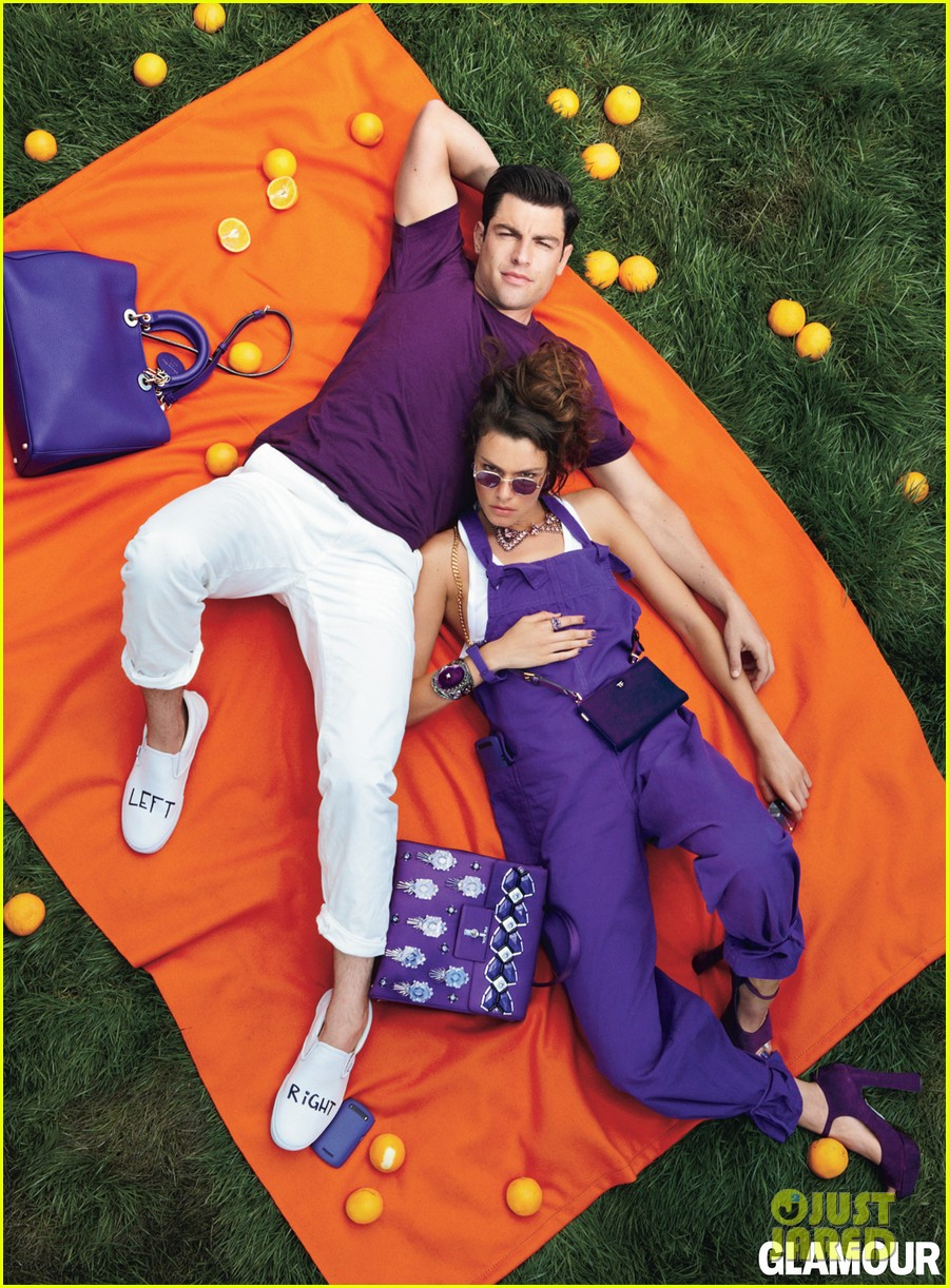 max greenfield reveals style dos for glamour 012685361