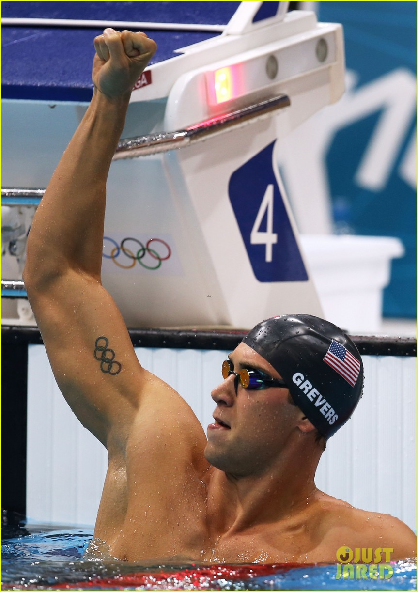 matt grevers missy franklin win gold medals for usa 012694390