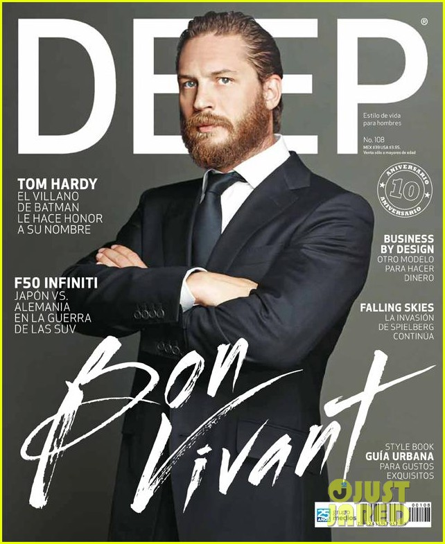 tom hardy deep magazine 012681770
