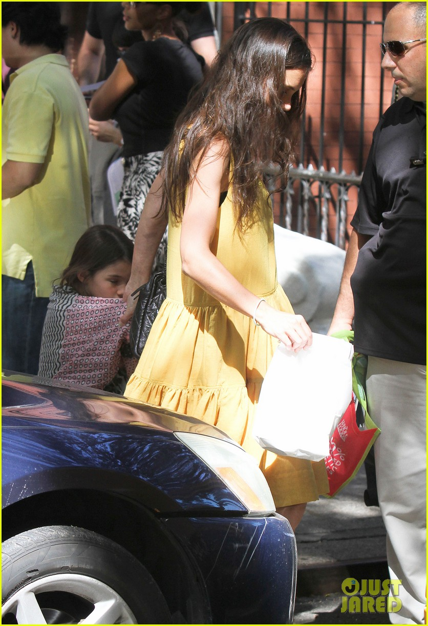 katie holmes ice cream date with suri 032691970