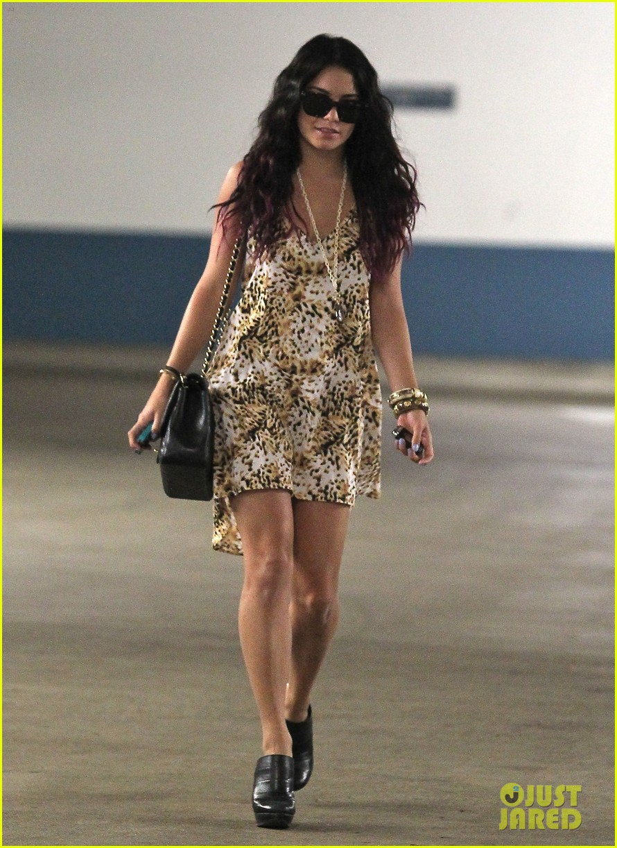 vanessa hudgens wild side dress 142687064
