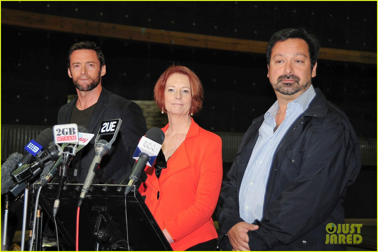 hugh jackman wolverine press conference 052691582
