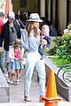 jessica alba fourth of july breakfast family 03