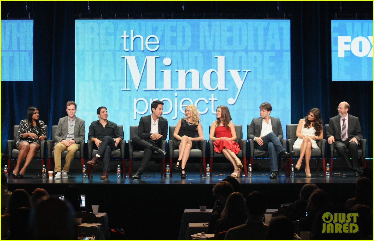 mindy kaling mindy project summer tca tour 032690963
