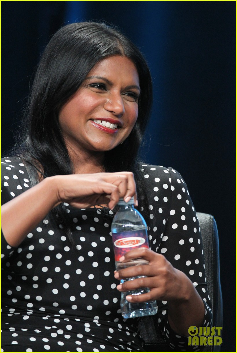 mindy kaling mindy project summer tca tour 112690971