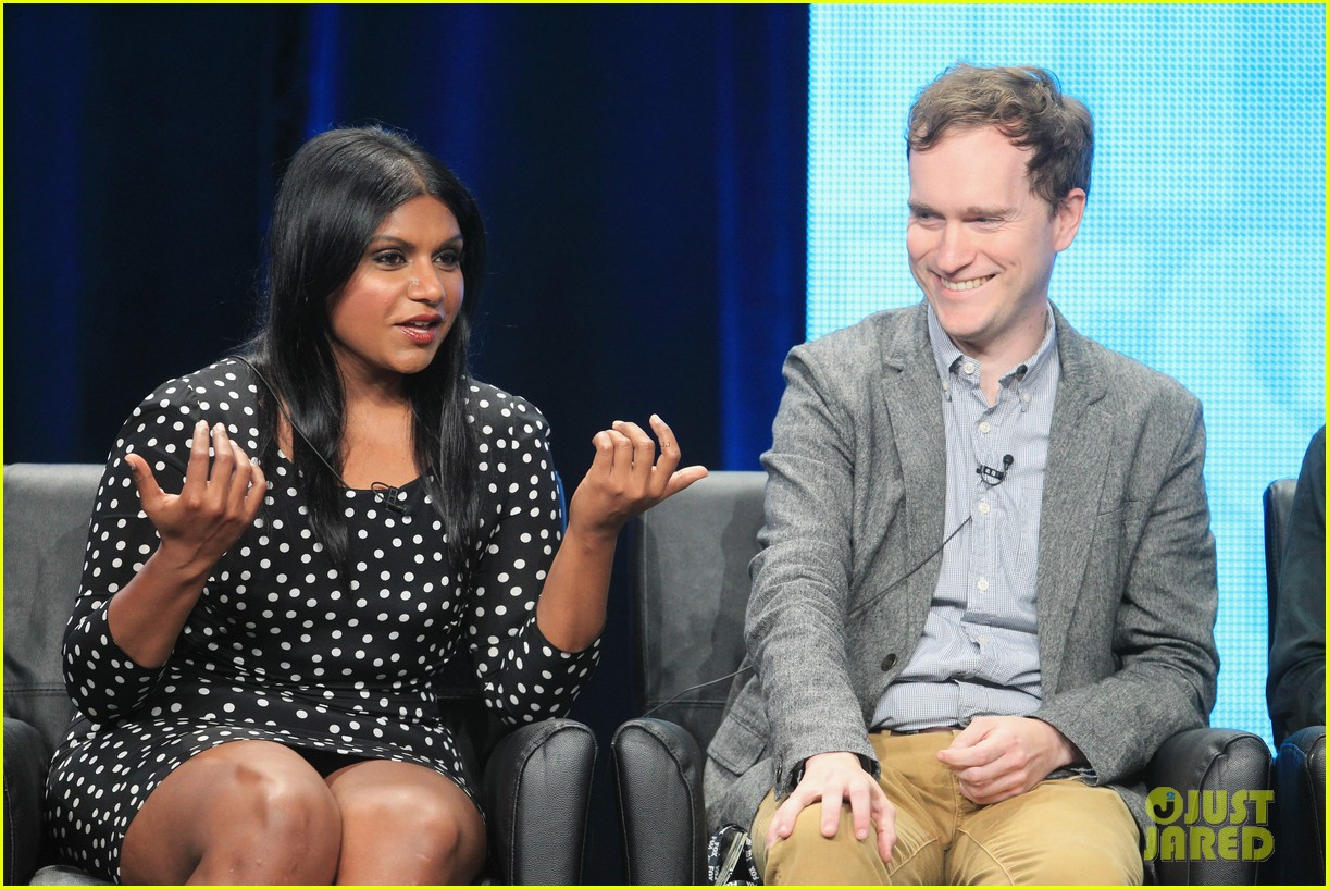 mindy kaling mindy project summer tca tour 152690975