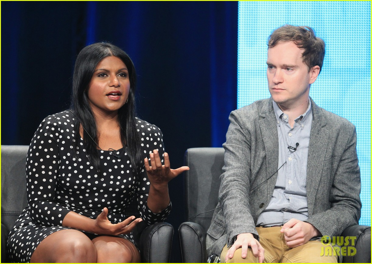 mindy kaling mindy project summer tca tour 162690976