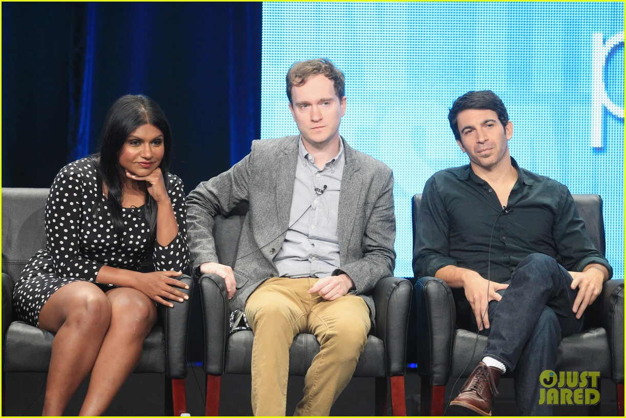 mindy kaling mindy project summer tca tour 192690979