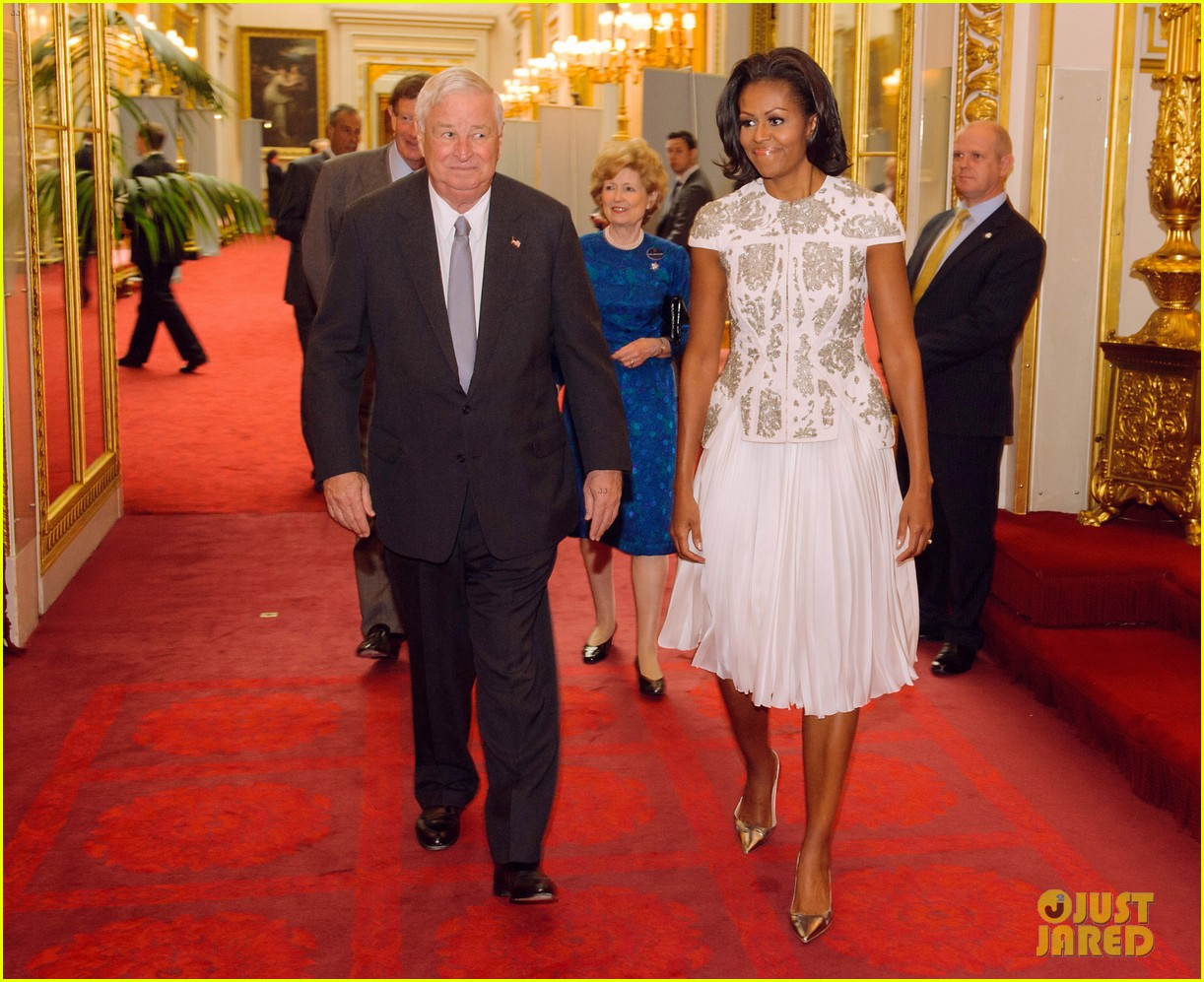 duchess kate michelle obama heads of state reception 012692905