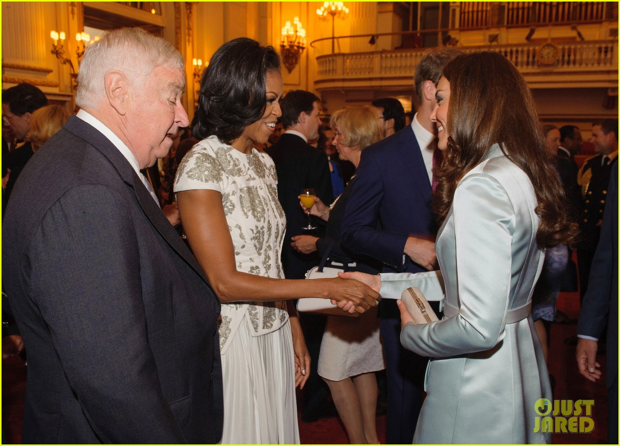 duchess kate michelle obama heads of state reception 042692908