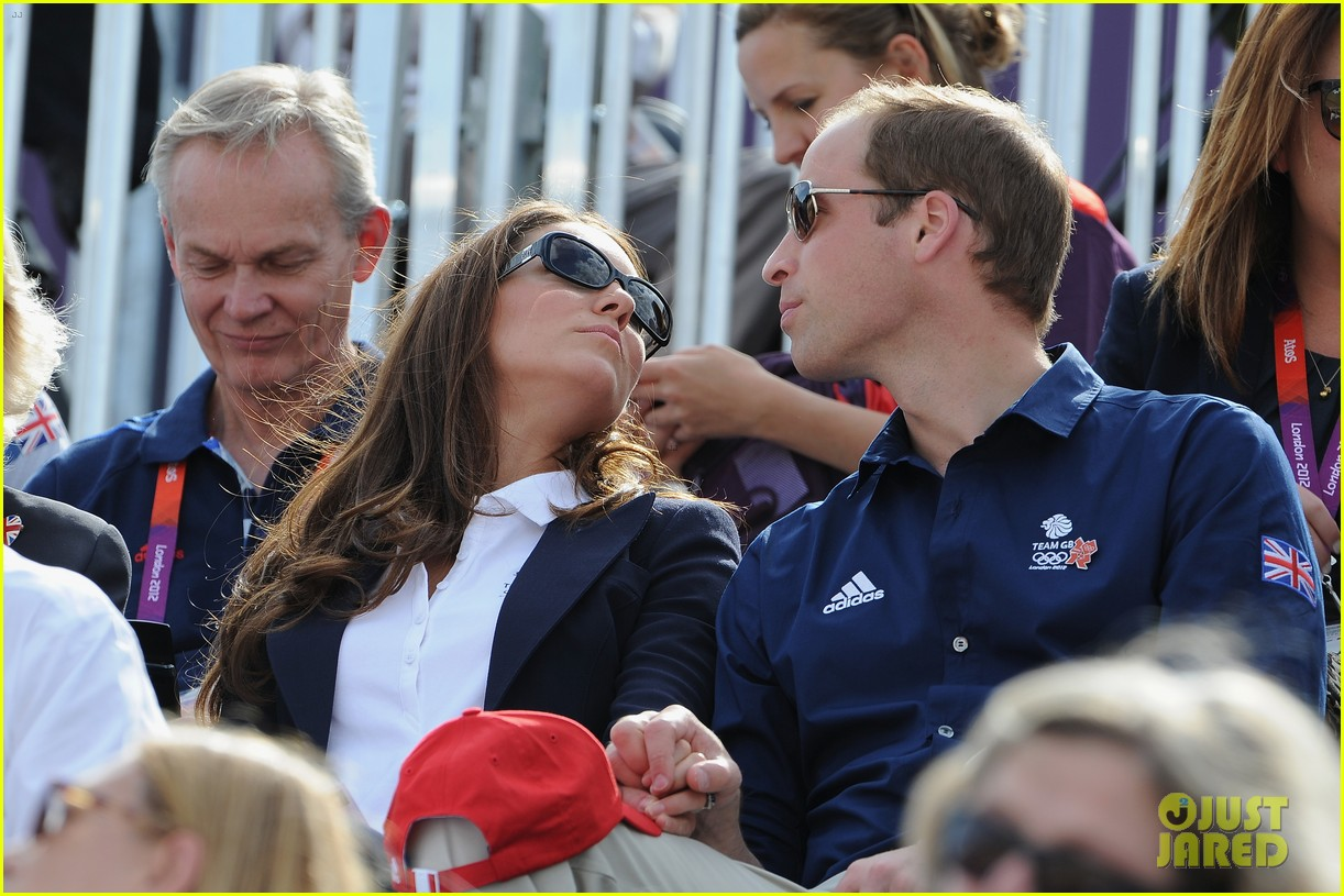 duchess kate prince william watch cousin zara phillips compete at olympics 132694332