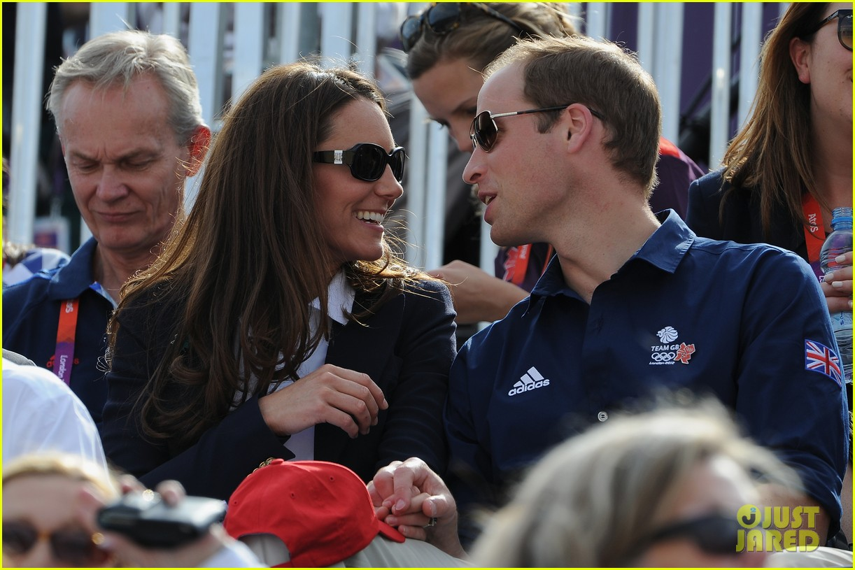duchess kate prince william watch cousin zara phillips compete at olympics 14