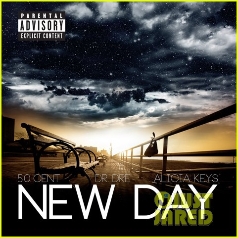 50 cent new day cover