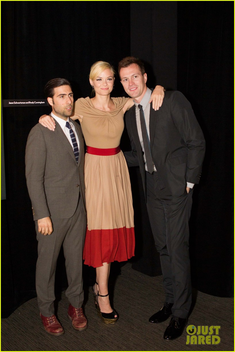 jaime king kristen wiig lexus laws of attraction event 01
