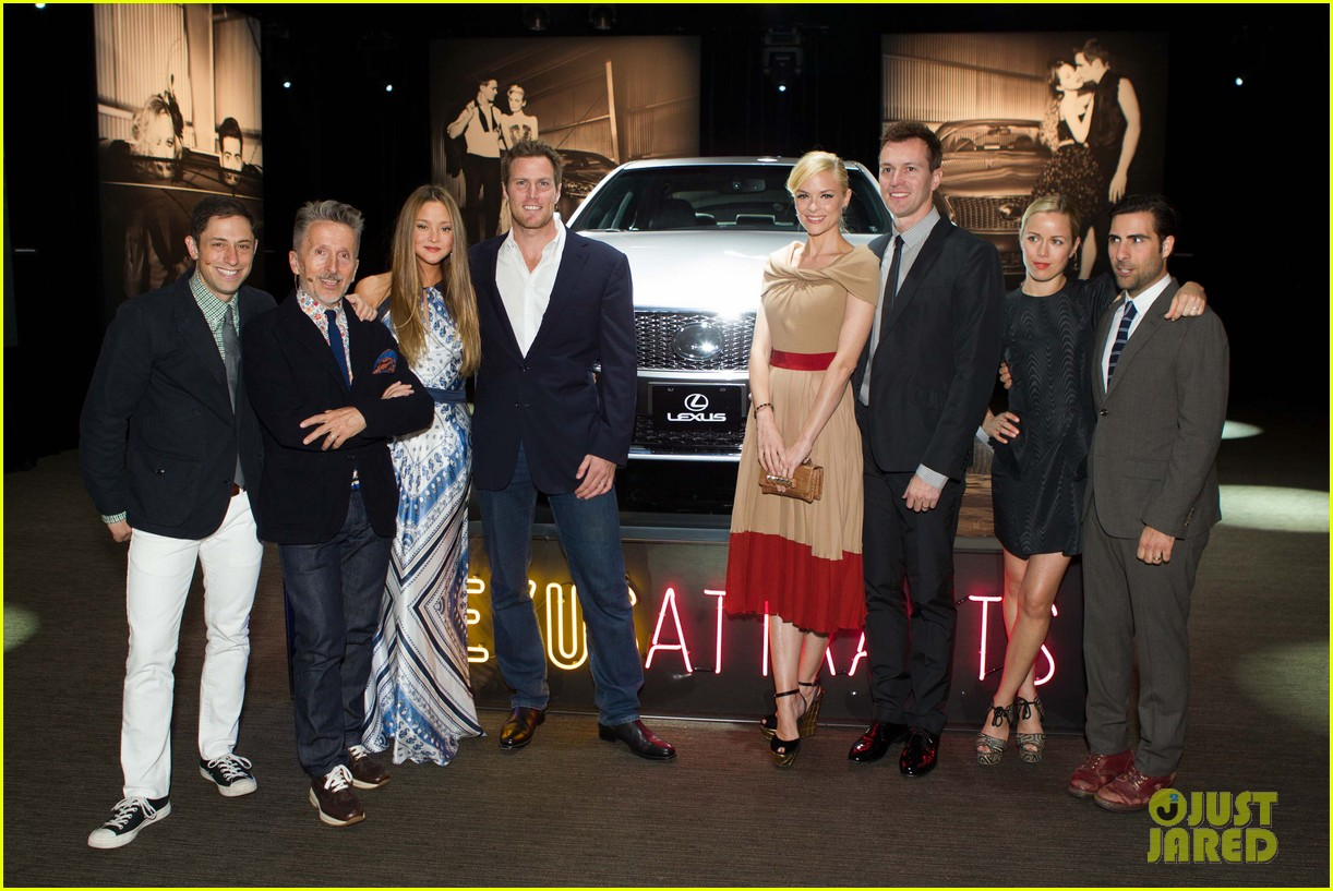 jaime king kristen wiig lexus laws of attraction event 042694793