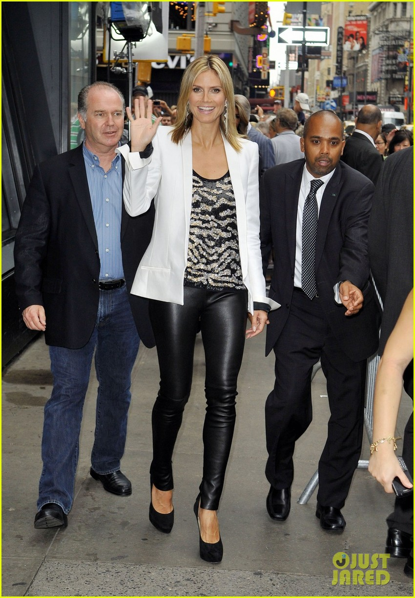 heidi klum project runway premieres tonight 072689551