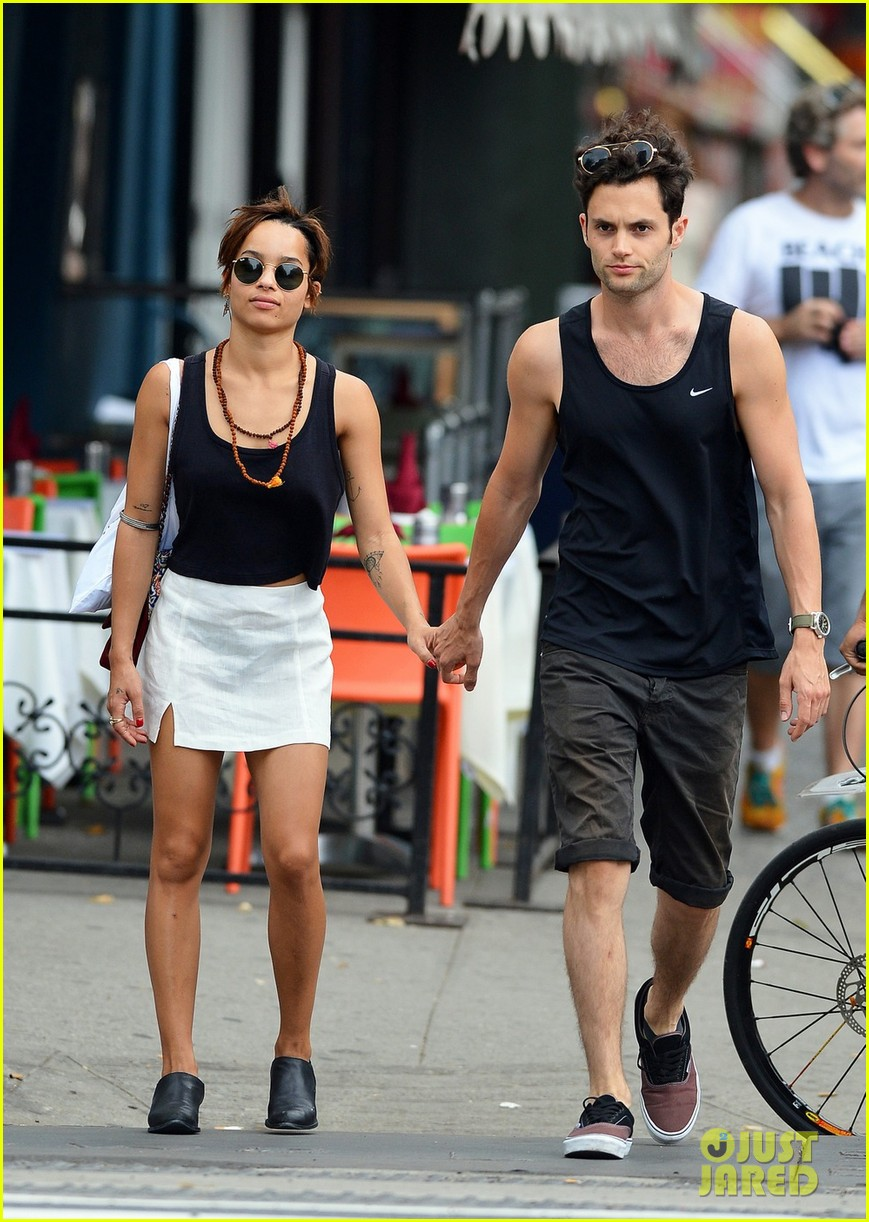 zoe kravitz penn badgley east village lovers 052688224