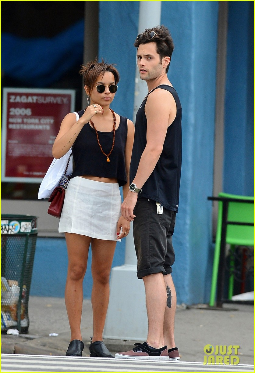 zoe kravitz penn badgley east village lovers 082688227
