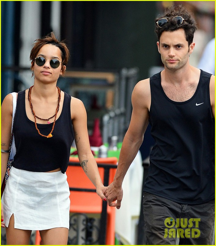 zoe kravitz penn badgley east village lovers 10
