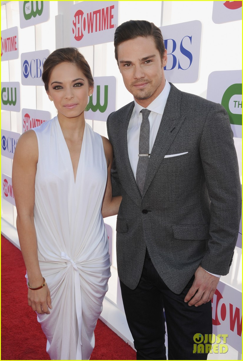 kristin kreuk jay ryan 2012 tca summer party 05