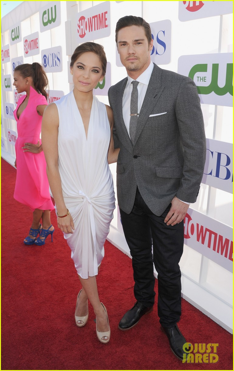 kristin kreuk jay ryan 2012 tca summer party 072694133