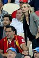 diane kruger joshua jackson cheer on spains win 04