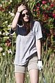 kristen stewart out golfing 17