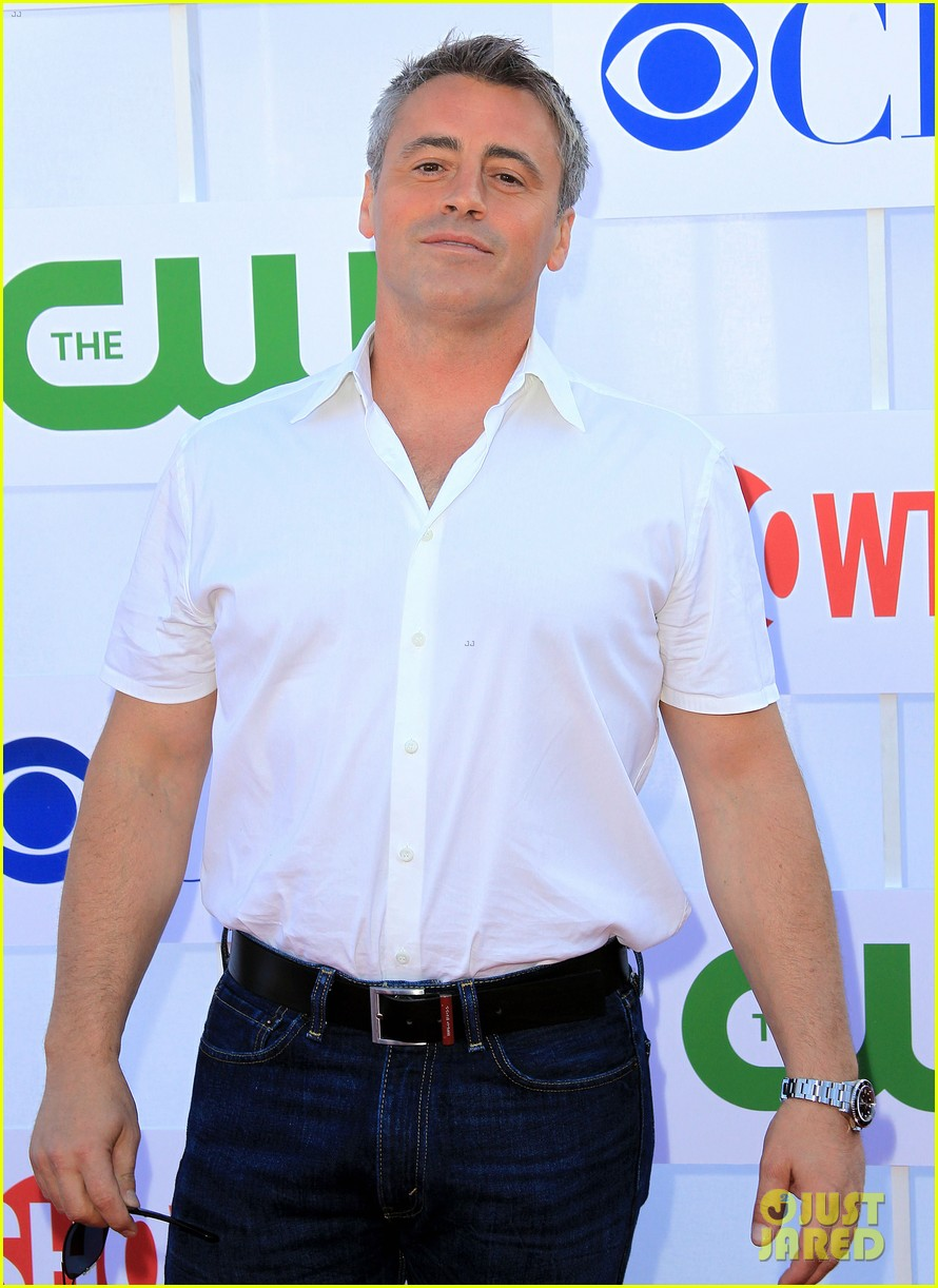 matt leblanc lisa kudrow friends reunion at tca party 082694206