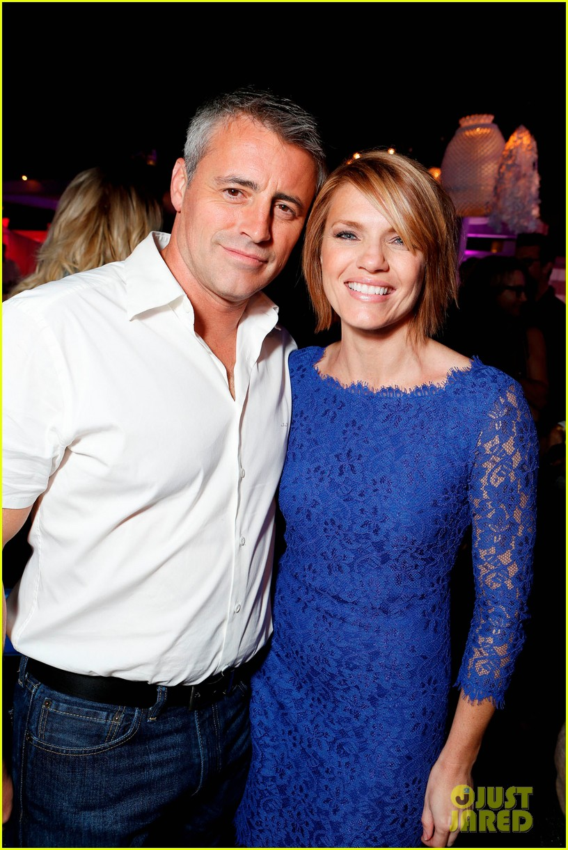 matt leblanc lisa kudrow friends reunion at tca party 142694212