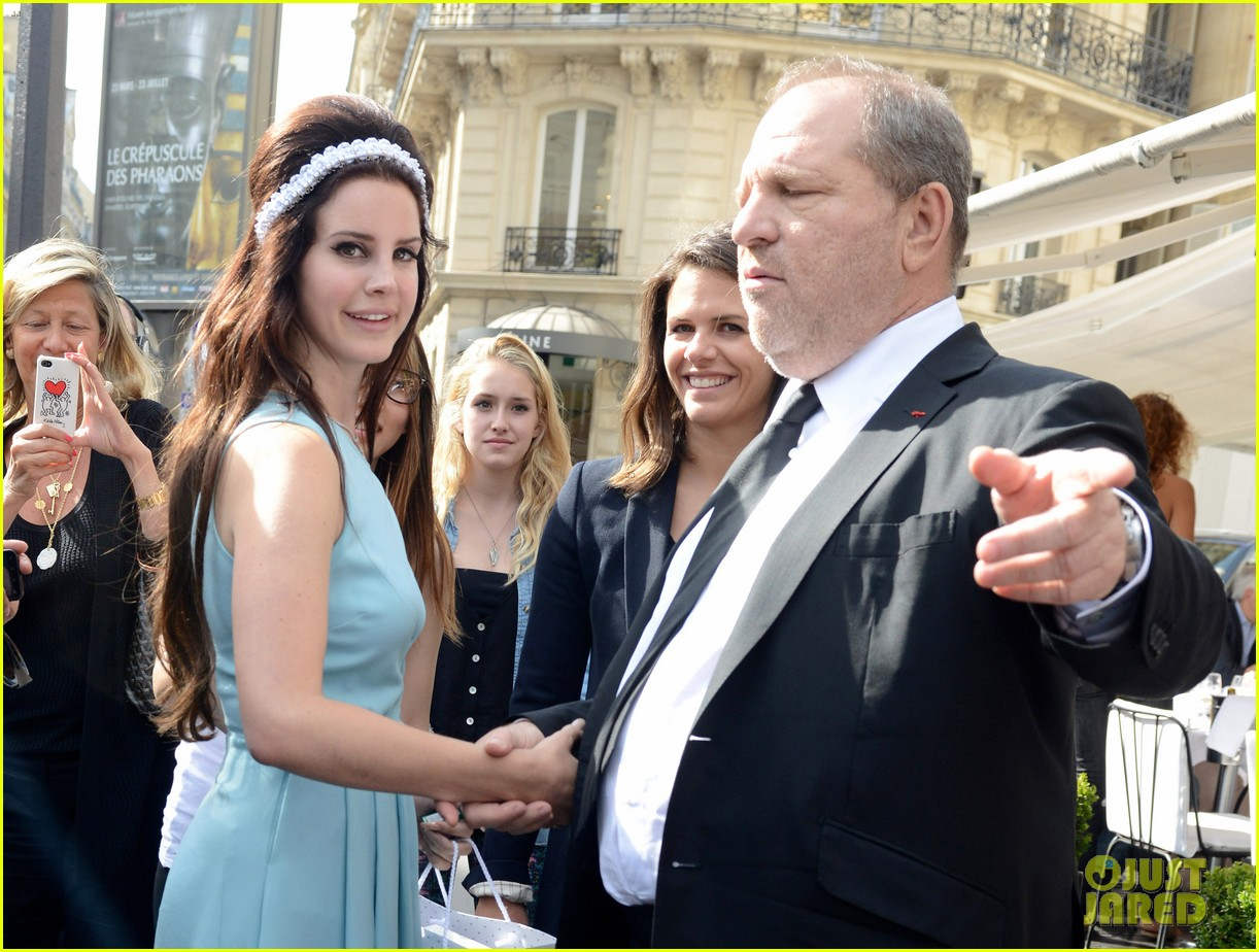 lana del rey lunches with harvey weinstein 102682310