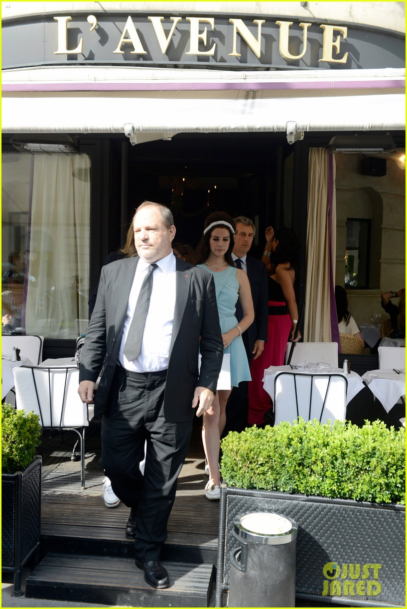 lana del rey lunches with harvey weinstein 14