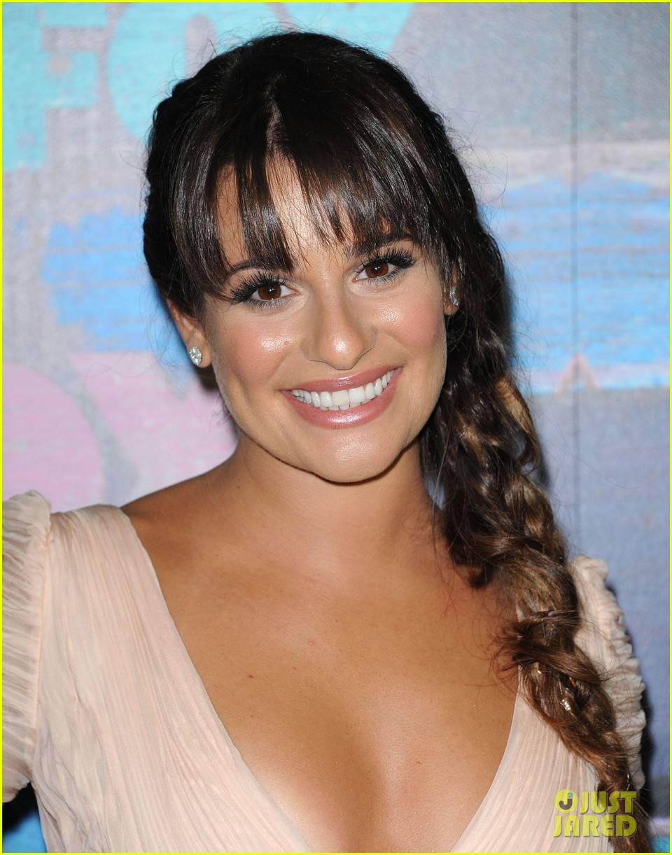 lea michele fox tca all star party 04