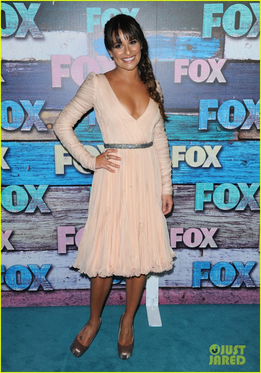 lea michele fox tca all star party 05